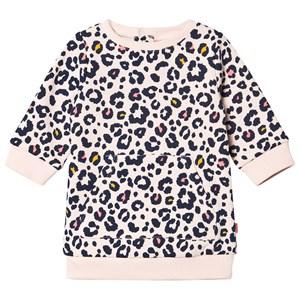 Billieblush Multi Leopard Print Klänning Rosa 6 months
