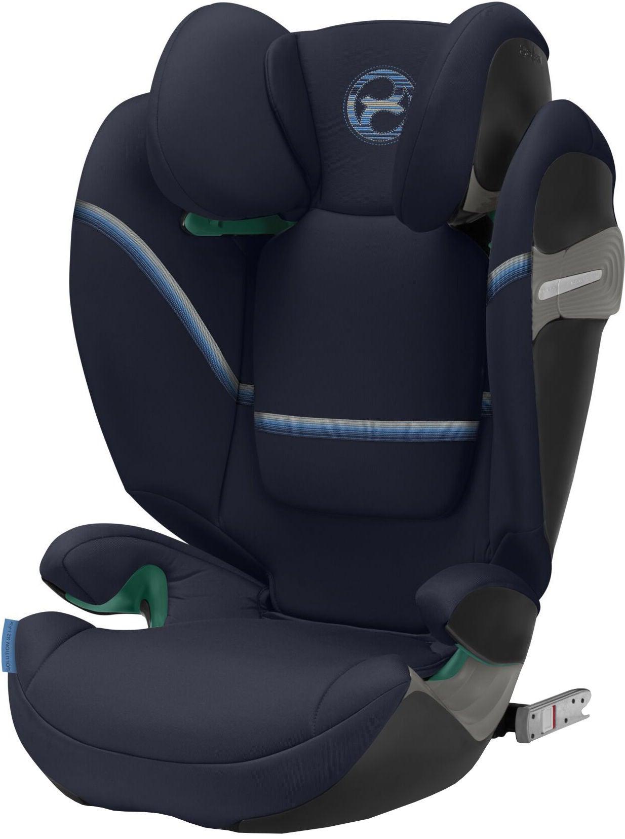 Cybex Solution S2 i-Fix Bältesstol, Navy Blue