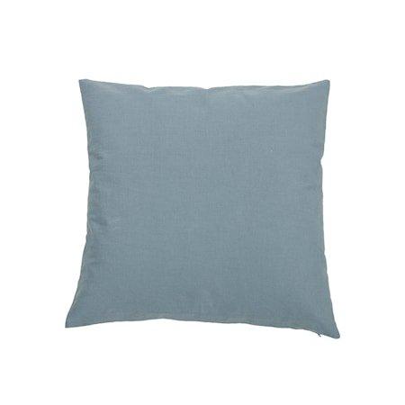 Pute Honesty 50x50 cm - Blå