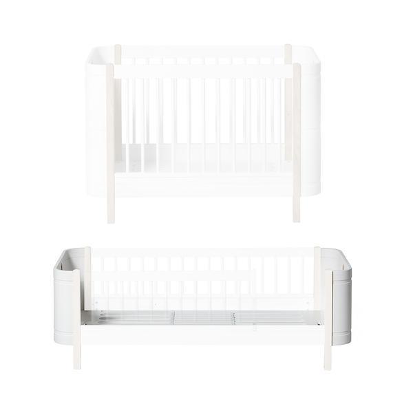 Syskonkit tillägg Mini+ Basic, Oliver Furniture