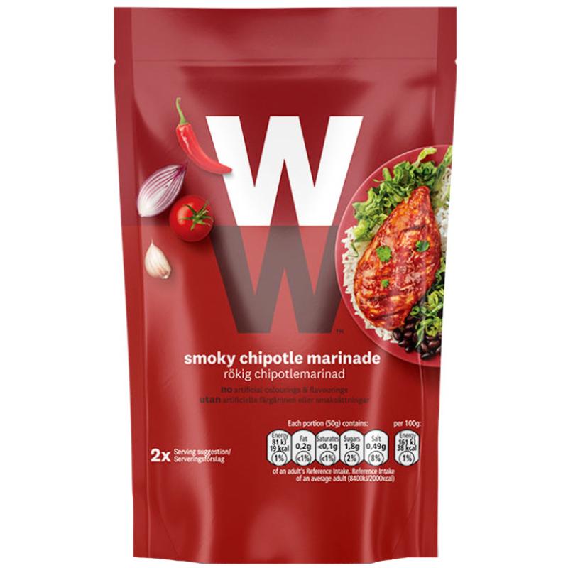 Marinad Smokey Chipotle - 20% rabatt