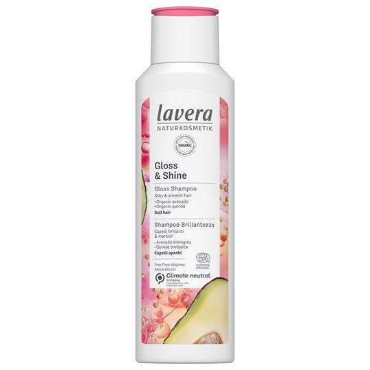 Lavera Gloss & Shine Shampoo, 250 ml