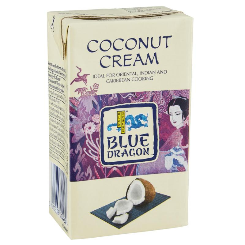 Kokosgrädde 250ml - 41% rabatt