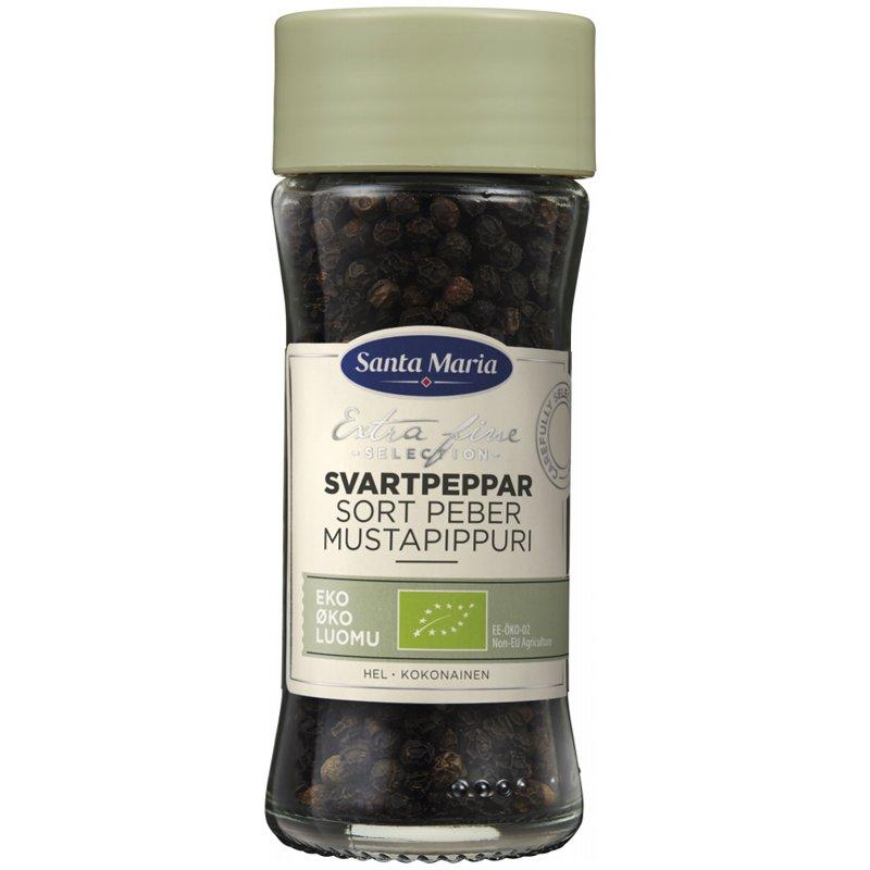 Luomu Mustapippuri 40g - 57% alennus