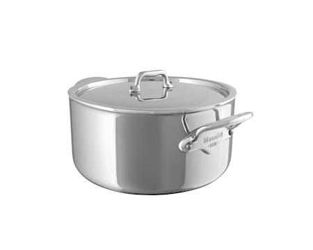 Cook Style gryta med stållock