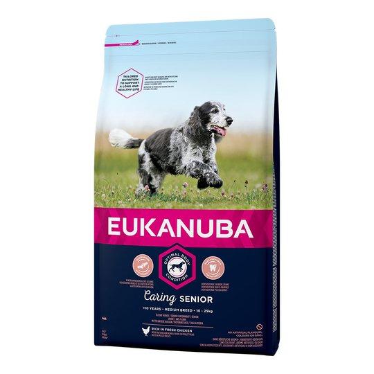 Eukanuba Dog Senior Medium Breed (15 kg)