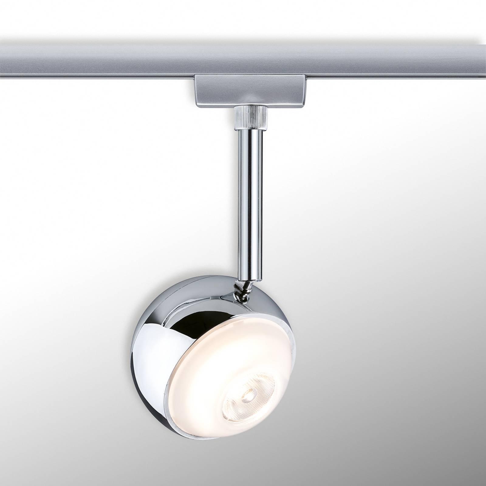 Paulmann URail Capsule -LED-spotti, kromi 6,5 W