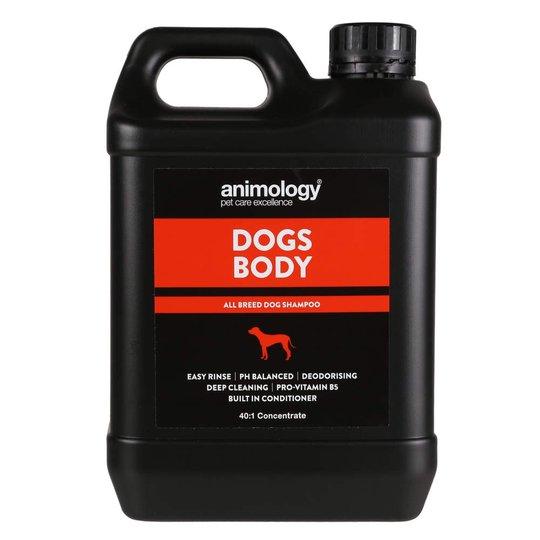 Animology Dogs Body Schampo (2,5 l)