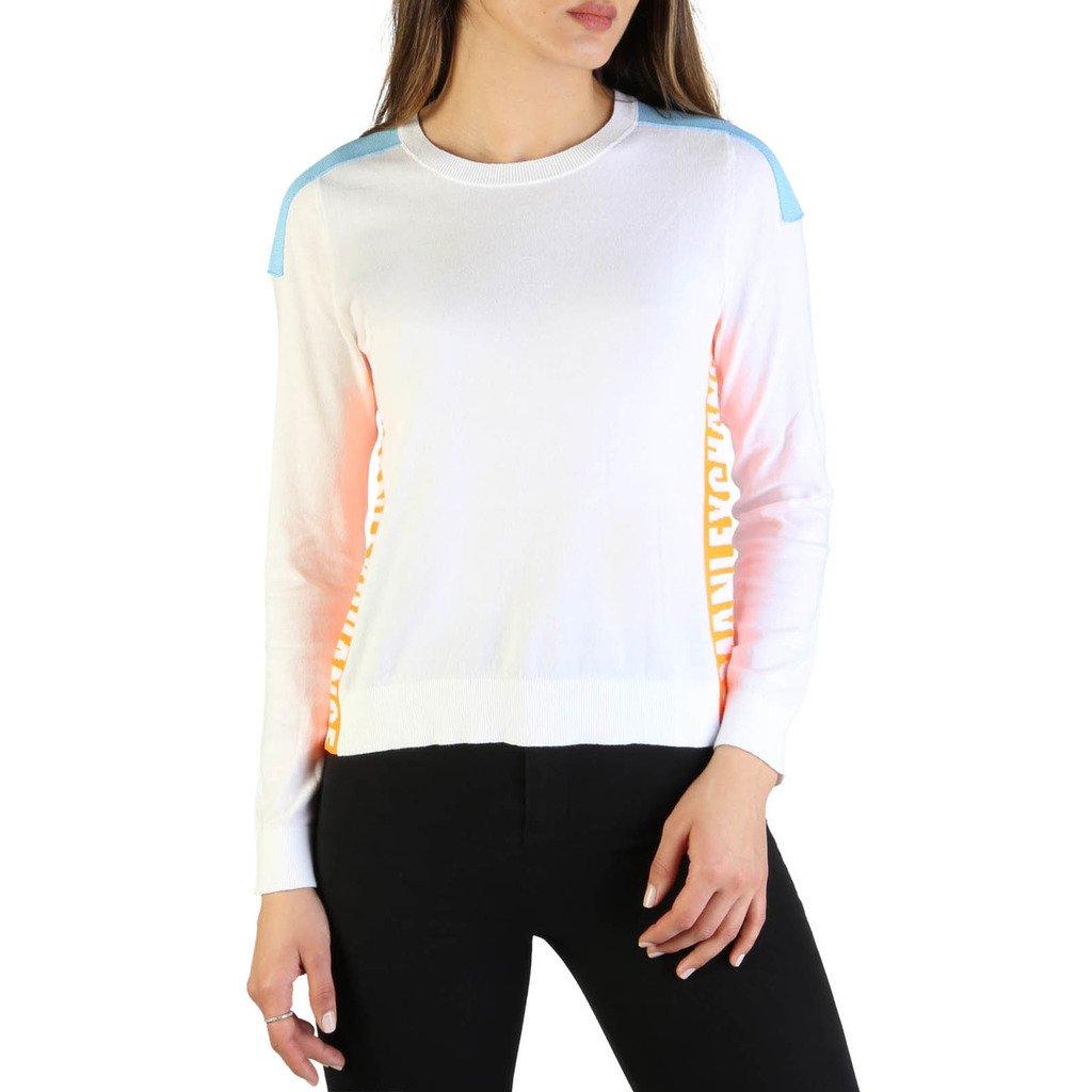 Armani Exchange Women's Sweater White 3ZYM1R_YMB1Z - white XL