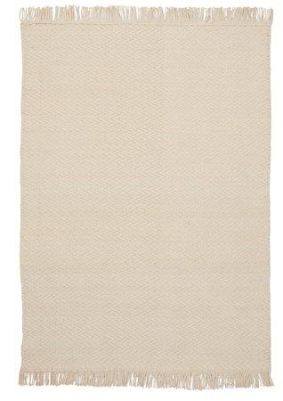 Idun Teppe Hvit 170x240 cm