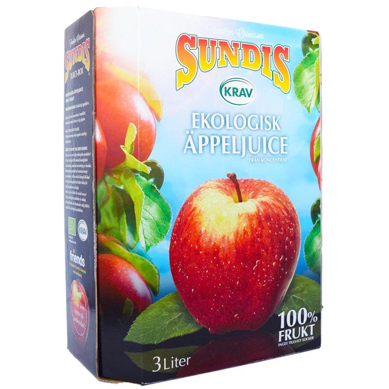 Eko Äppeljuice 3l - 58% rabatt