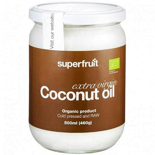 Luomu Kookosöljy 500ml - 23% alennus