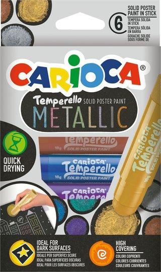 Kärnan Carioca Metallic Fargestift