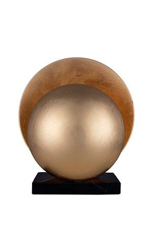 Bordlampe Orbit Messing