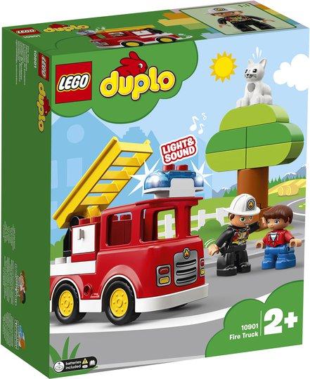 LEGO DUPLO Town 10901 Brannbil