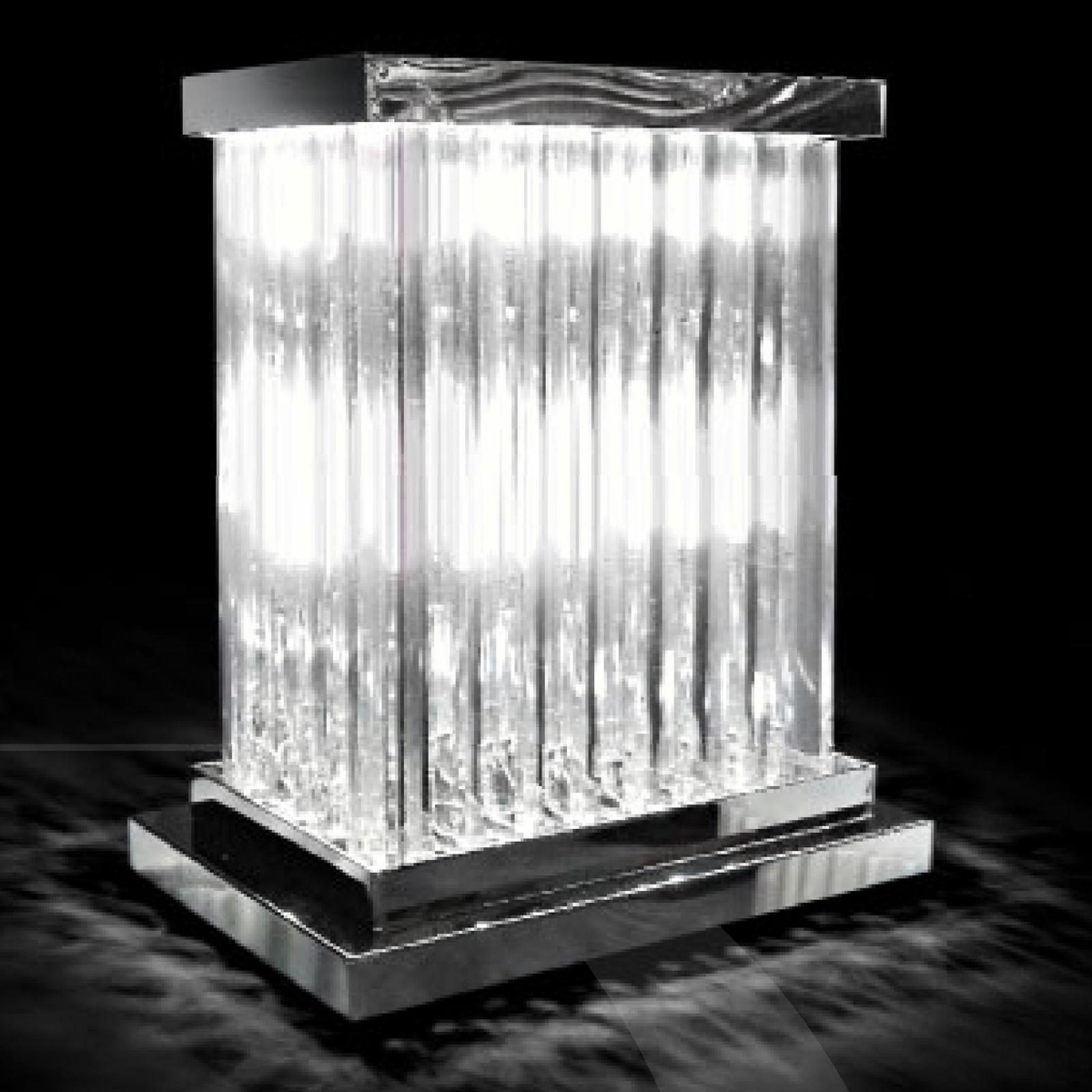 Loistava kristallipöytävalaisin Dorico