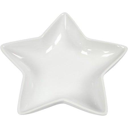 Fat Stjerne 20 x 20 cm