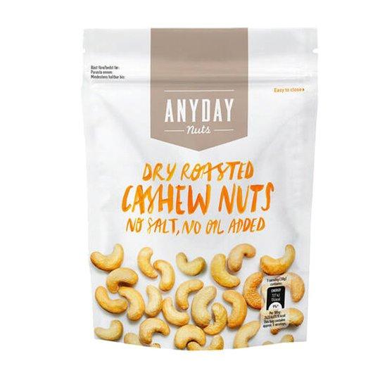 Cashewnötter Torrostade - 30% rabatt