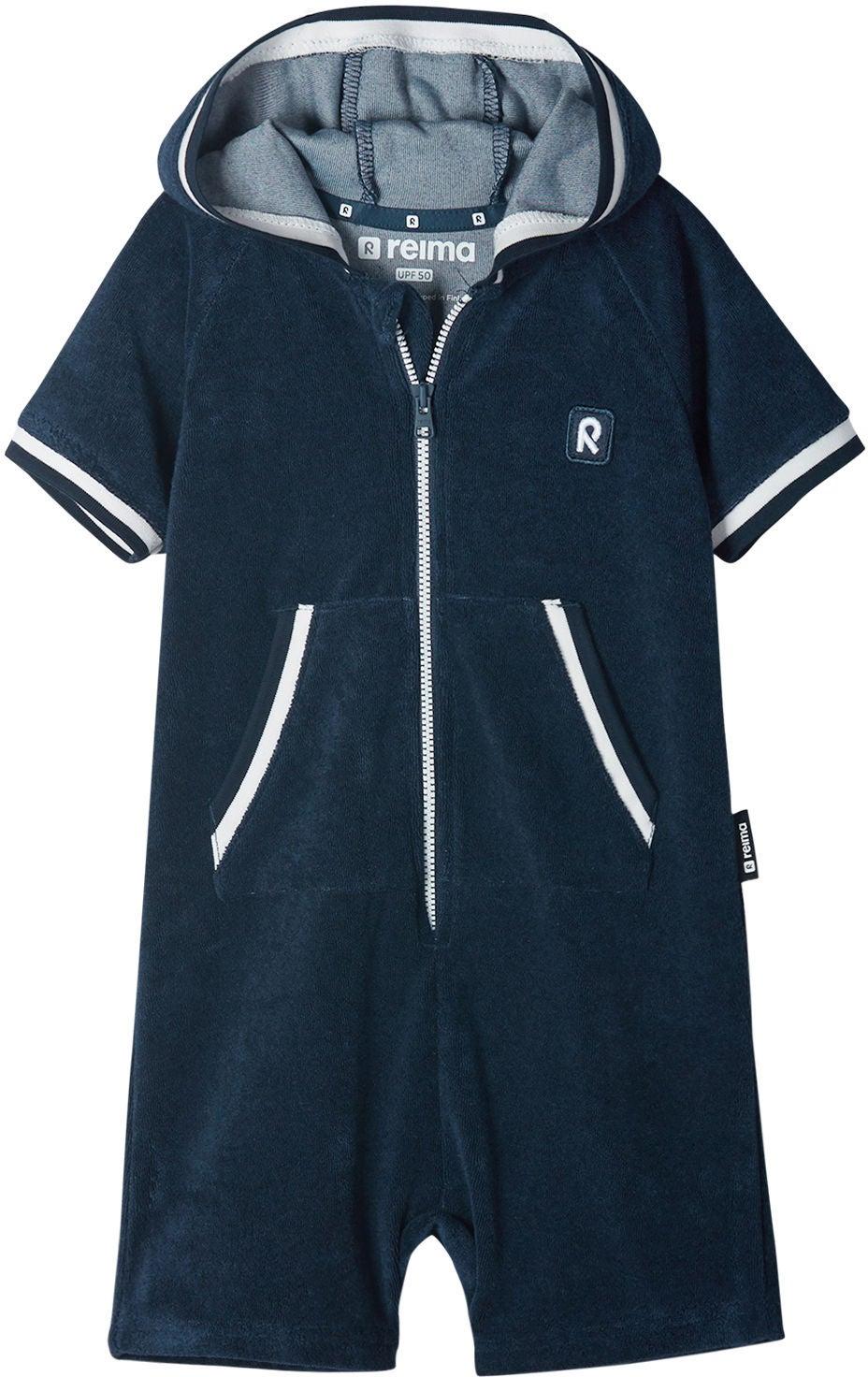 Reima Lokoisa UV-Jumpsuit UPF50+, Navy, 80