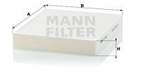 Raitisilmasuodatin MANN-FILTER CU 2442