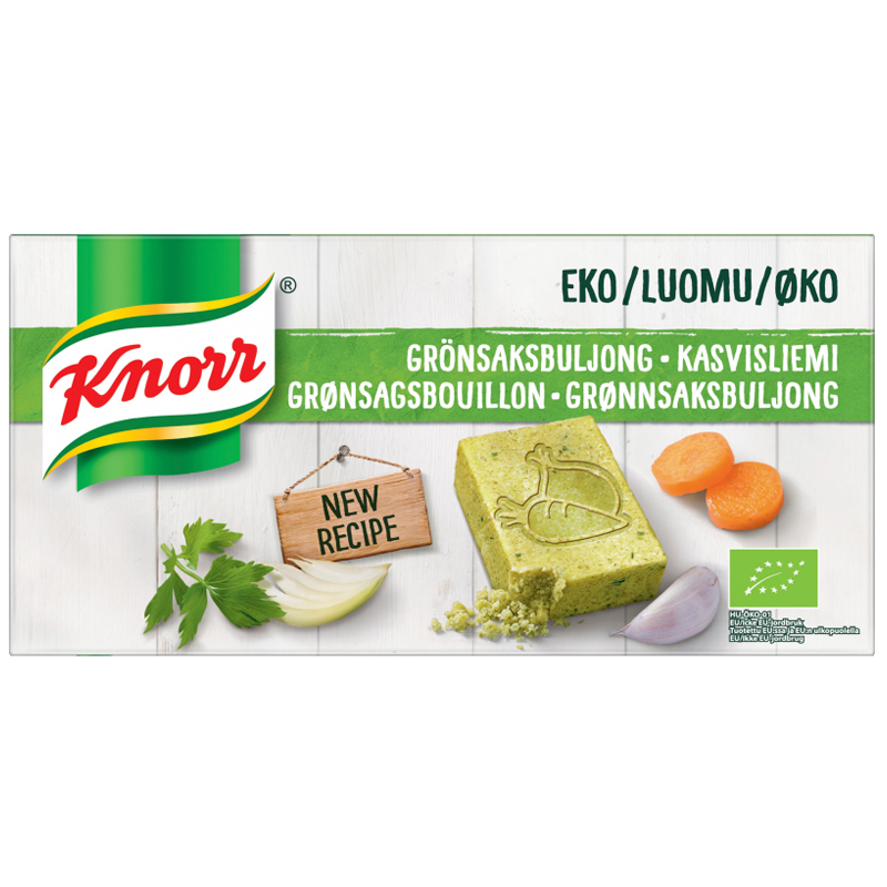 Eko Grönsaksbuljong - 21% rabatt