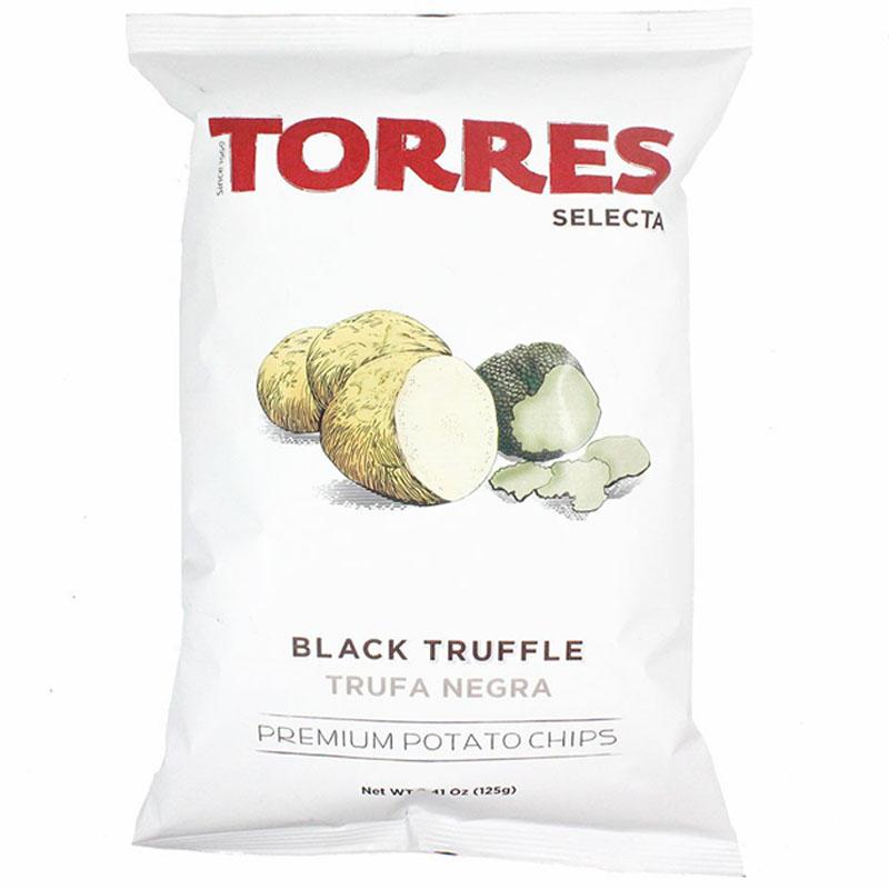 Chips Tryffel 125g - 28% rabatt