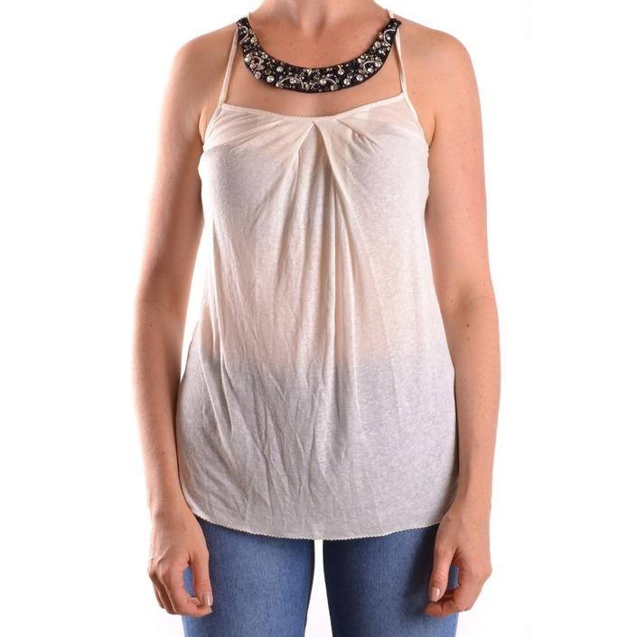 Pinko Women's Top White 160934 - white S