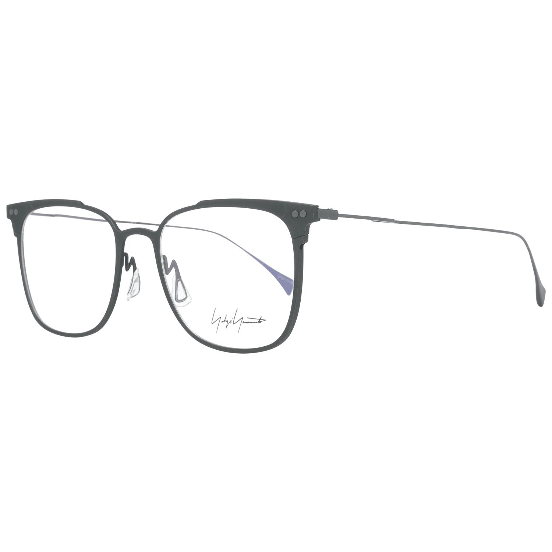 Yohji Yamamoto Men's Optical Frames Eyewear Green YY3026 53500