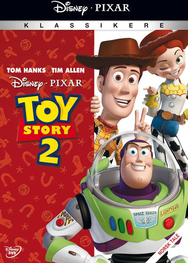 Disney Pixar Toy Story 2 DVD