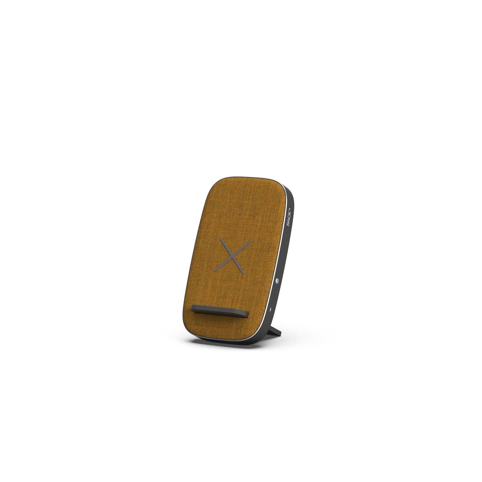 SACKit - CHARGEit Stand – Wireless Charger - Curry