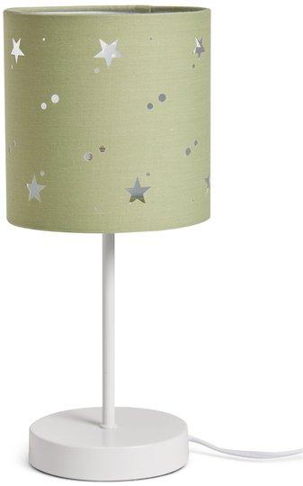 Alice & Fox Bordlampe Star, Green