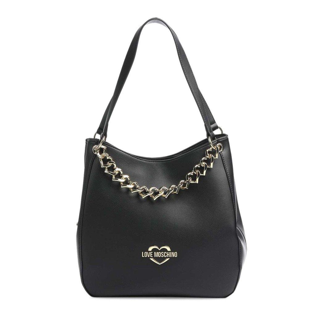 Love Moschino Women's Shoulder Bag Various Colours JC4198PP1DLK0 - black NOSIZE