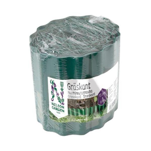 Nelson Garden 5293 Gresskant grønn, 9 m Høyde 150 mm