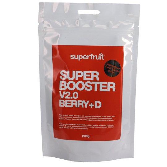 Sup Super Booster V2.0 Berry + D Powder 200g - 49% rabatt