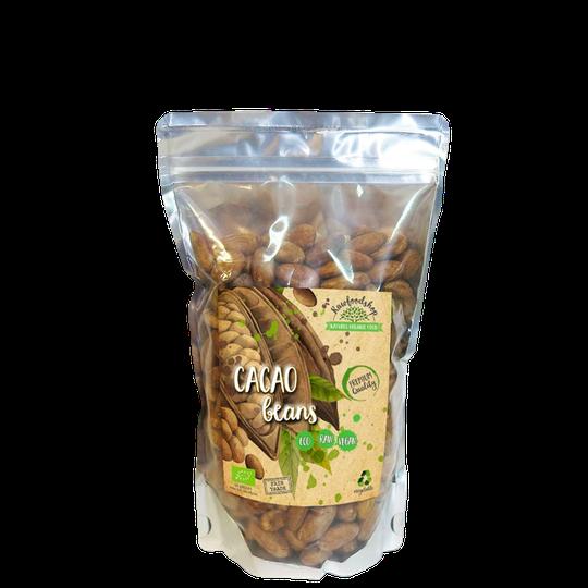 Kakaobönor EKO, 500 g