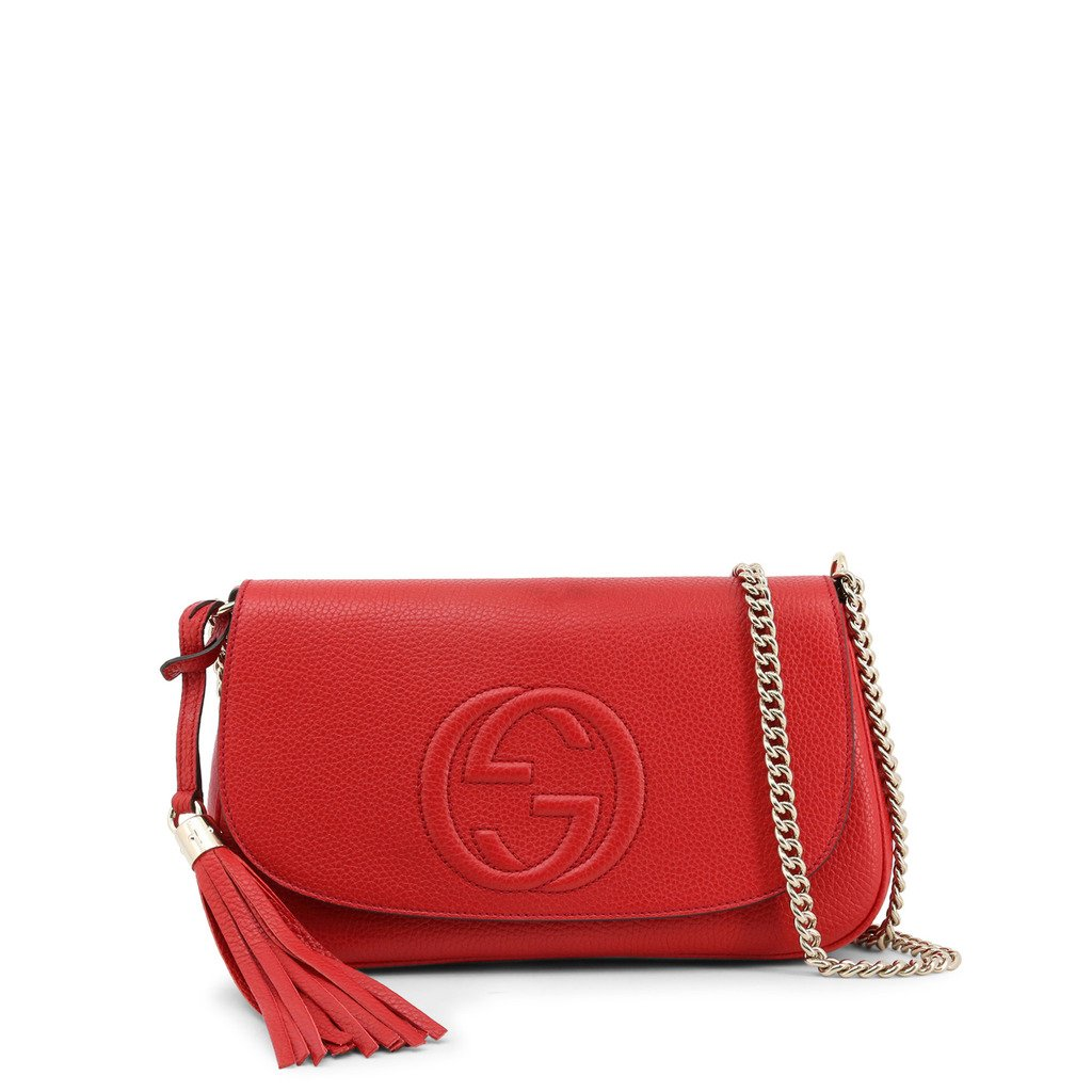 Gucci Women's Crossbody Bag Red 323203 - red NOSIZE