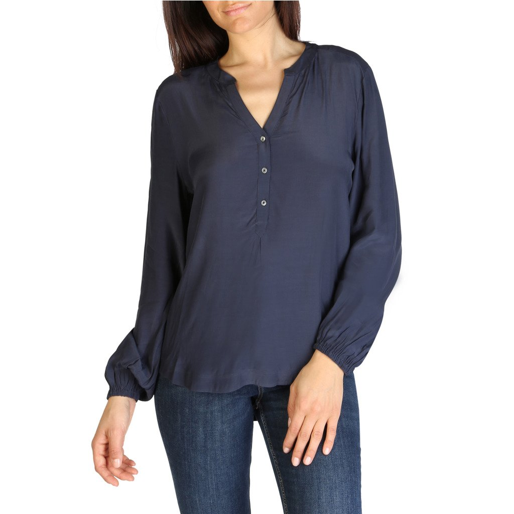 Tommy Hilfiger Women's Shirt Various Colours XW0XW01170 - blue 2