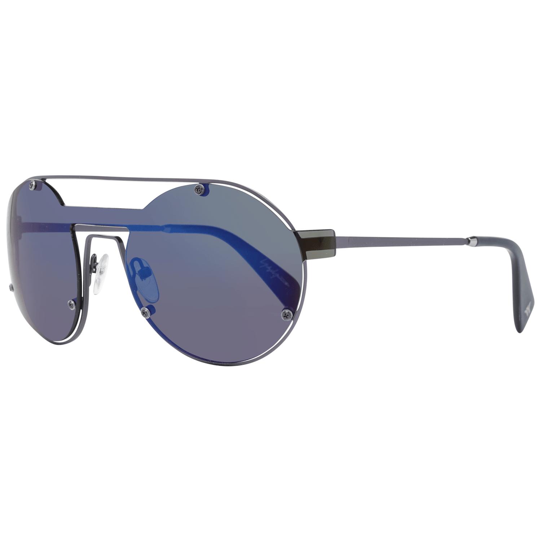 Yohji Yamamoto Men's Sunglasses Gunmetal YY7026 13613