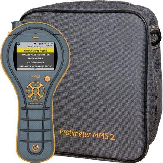 Protimeter MMS2 Kosteusmittari sis. pehmeän laukun