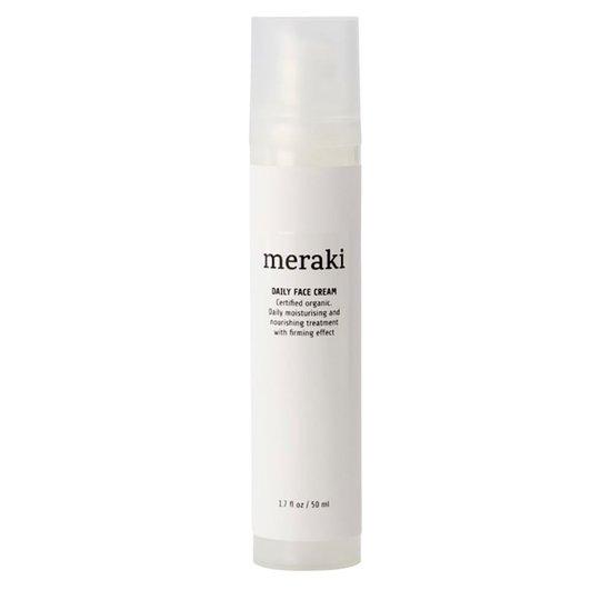 Daily Face Cream, 50 ml Meraki Päivävoiteet