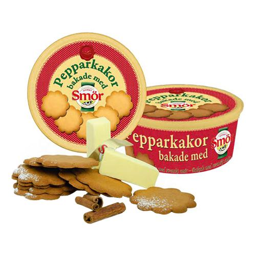 Pepparkakor med Smör - 300 gram
