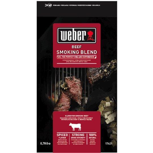 Weber Smoking Wood Chips Beef Nötkött