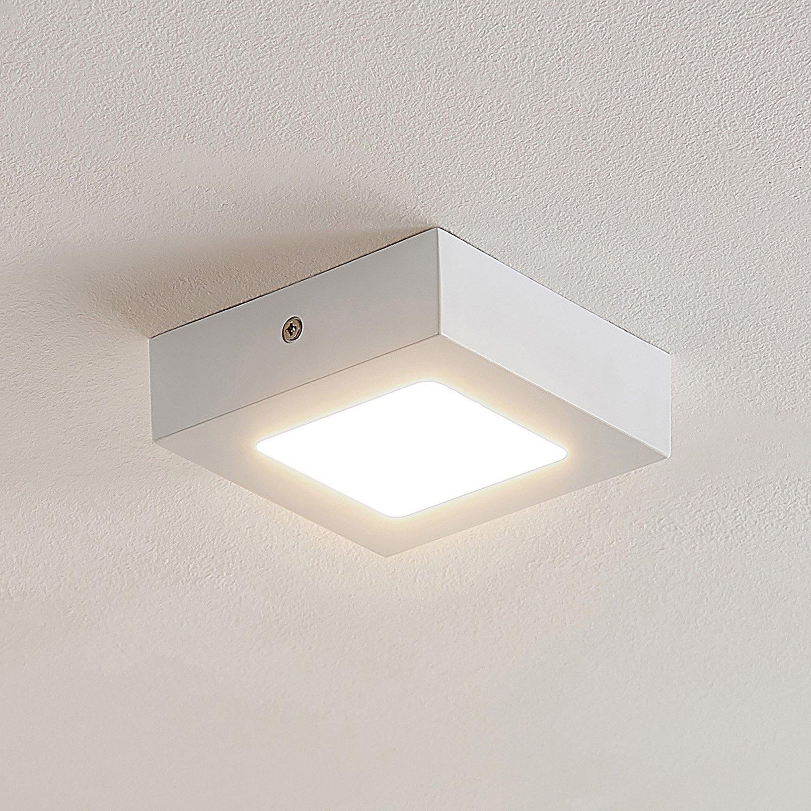 ELC Merina LED-downlight, hvit 12x12