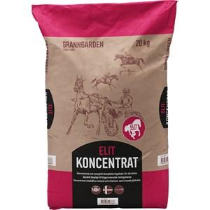 Hästfoder Granngården Elit Koncentrat, 20 kg