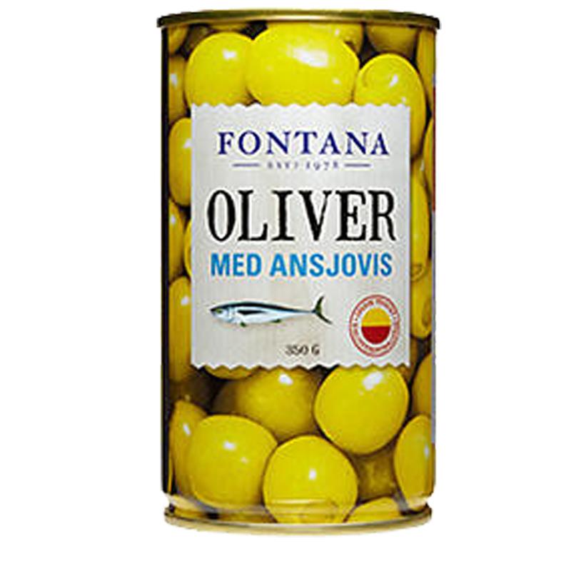 Oliver Ansjovis - 7% rabatt