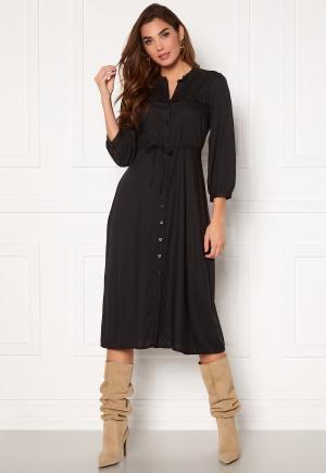 Happy Holly Sophie Midi dress Black 36/38