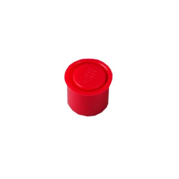 ABB PMR38 Suojaholkki VP- ja SM-putkille, punainen 16–25 mm