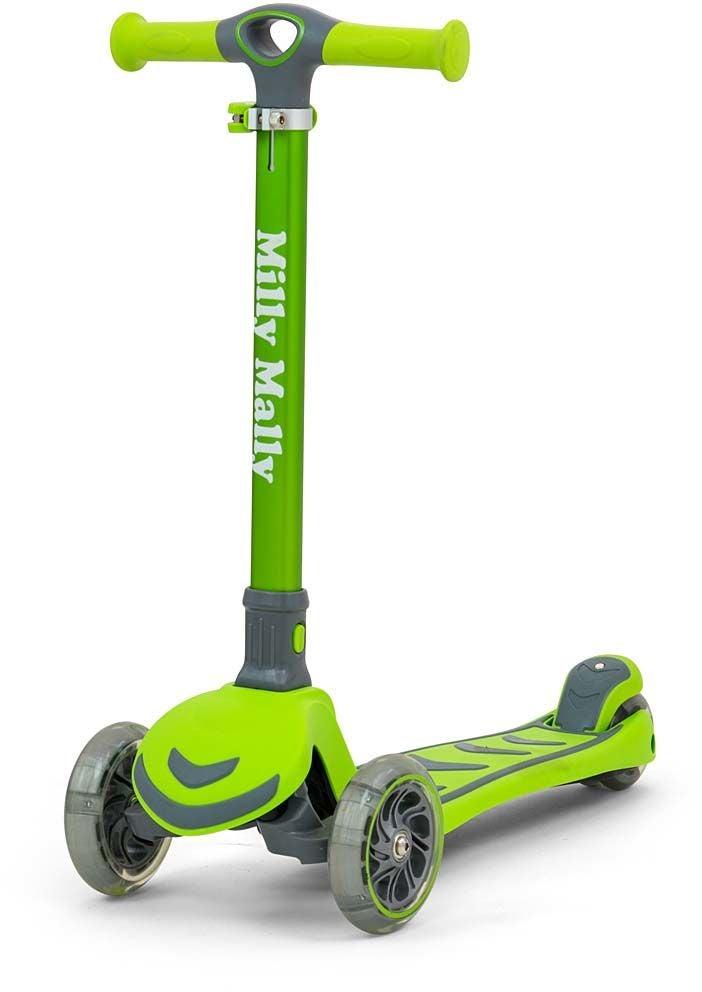 Milly Mally Sparkcykel Boogie, Grön
