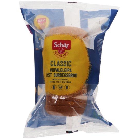 Gluteeniton Leipä Classic - 54% alennus