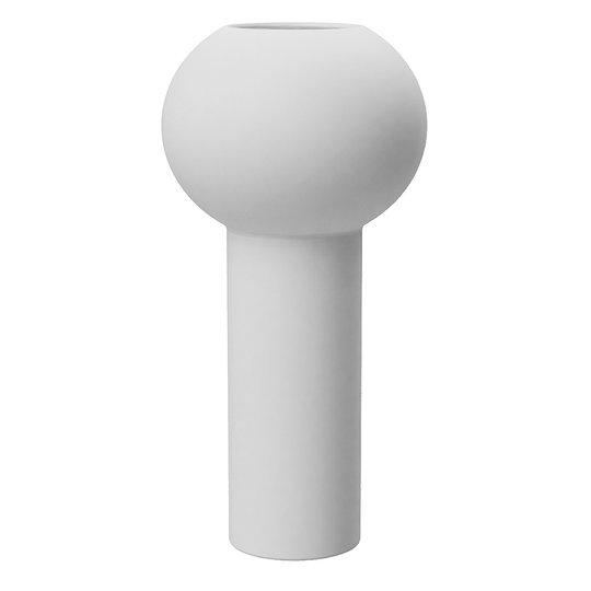 Cooee - Pillar Vas 24 cm Vit